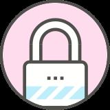 Paddlock icon